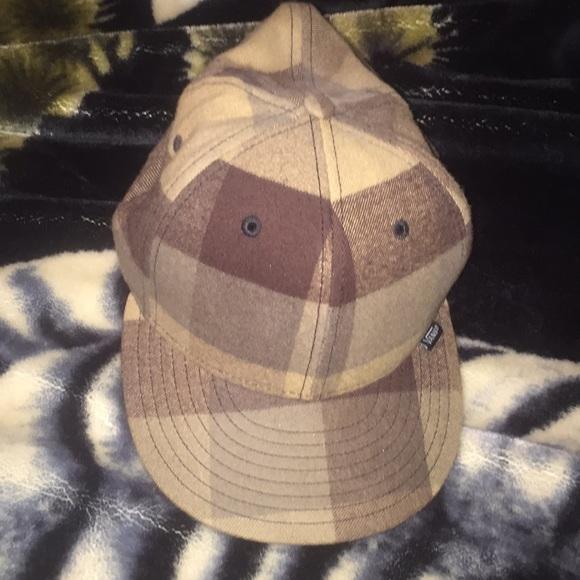 e867ce65a3d New era 59 Fifty Vans Pendleton fitted hat. M 5b3b226f2beb793952161e94